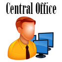 This link leads to a listing of all of our current central office staff as well as their individual duties/titles and email addresses