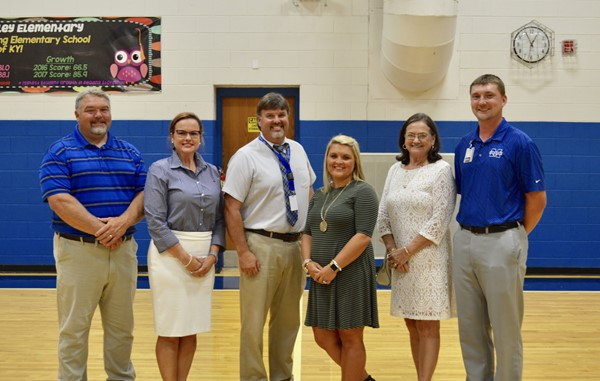 East Valley Elementary Present and Past Principals