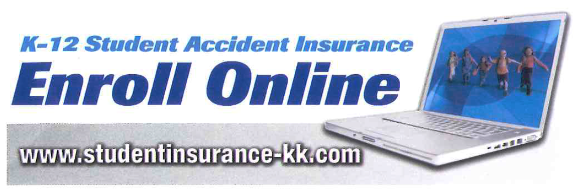 Student Accident Insurance enroll online.